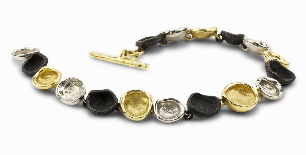 Confluence Link Bracelet