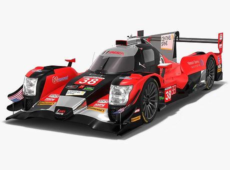 Performance Tech Motorsports 3D model 2018