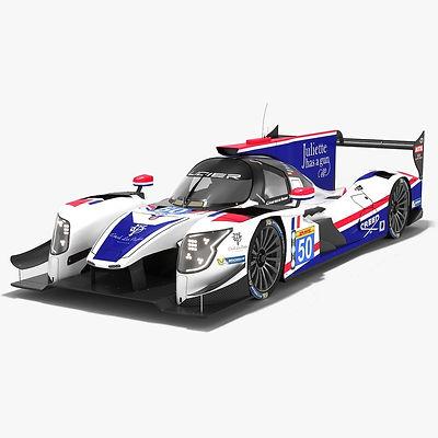 Larbre Competition Ligier JS P217 LMP2 WEC Season 2018 2019