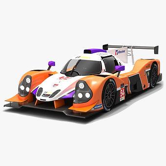 MLT Motorsports #54 IMSA Prototype Challenge Season 3D model