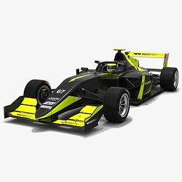 W Series Tatuus T-318 Season 2019 Race Car #67 3D model