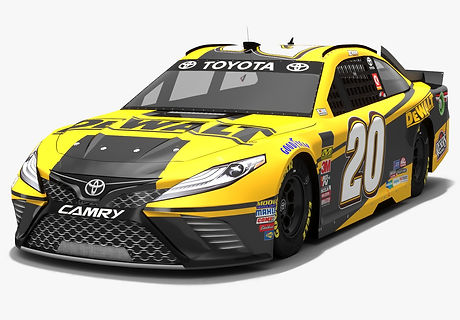Joe Gibbs Racing #20 NASCAR Season 2018
