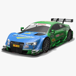Audi Sport Team Abt Sportsline 48 DTM Season 2016 3D model