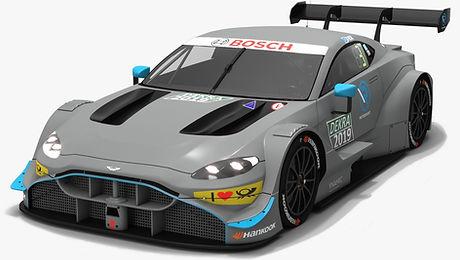 DTM Season 2019 Low-poly PBR 3D models