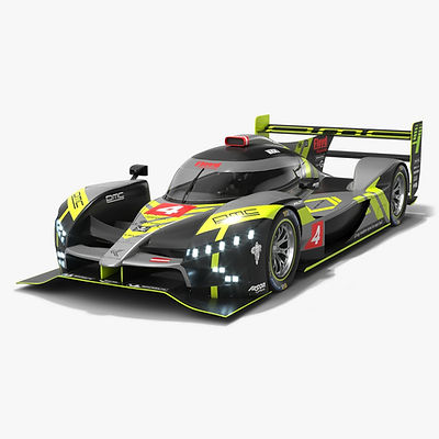 ByKolles PMC Project LMH for WEC 2021 race car 3D model