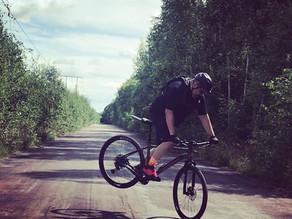 XL Biking MTB - Dagbok av en nybörjare 1. Testa!