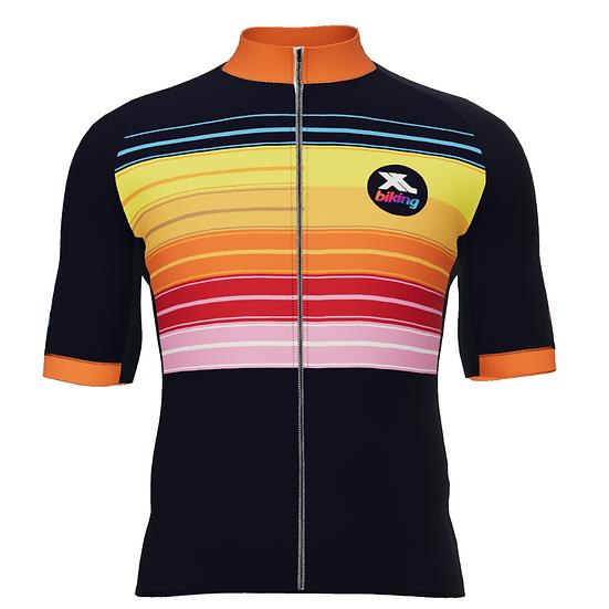 Preorder - XL Biking Team Jersey - Limited Edition Unisex