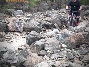 XL Biking MTB - Dagbok av en nybörjare 10, Sala Silvergruva.