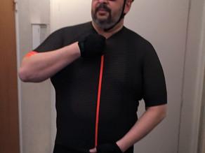Ja, jag är den tjocka cyklisten!