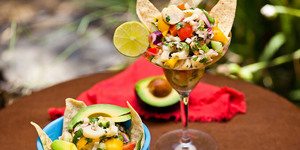 Marisqueria Vegana- Cocina de Costa Saludable
