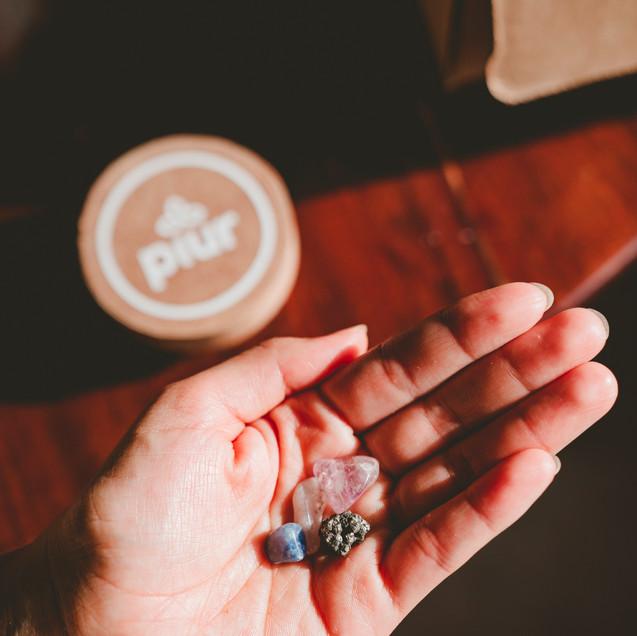 Las piedras mágicas de sanación