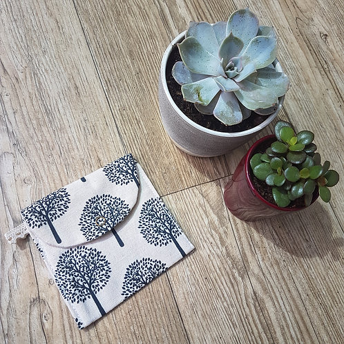 Plastic Free Pad Pouch