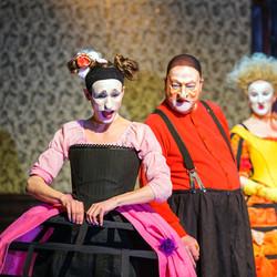 Tartuffe, Foto: Lia Jacobi