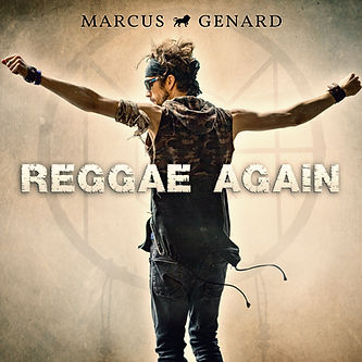 Marcus Genard Reggae Artist Hamburg