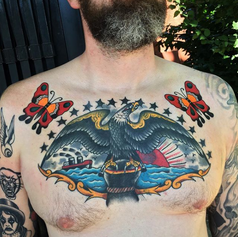 rowan third eye tattoo melbourne traditi