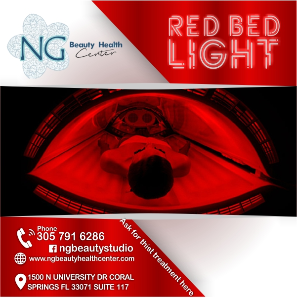 Red Bed Light