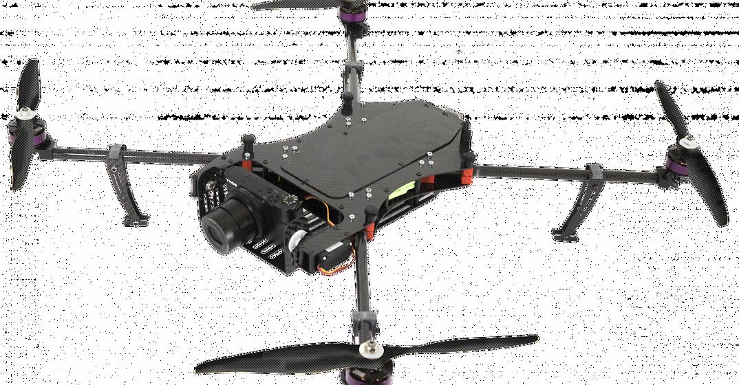 photo aérienne drone