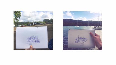 Lake District-Bowness Pier 2016