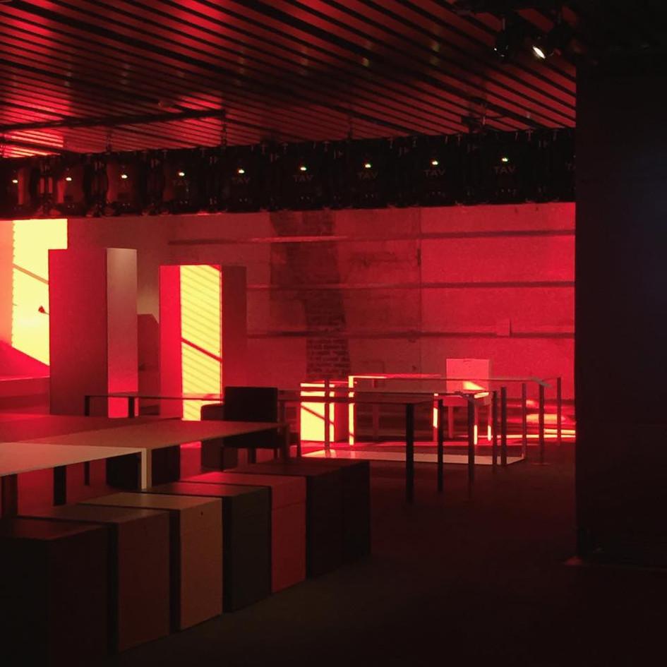 Exhibition of Jean Nouvel at Musée des A