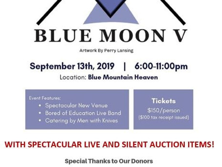Blue Moon Gala for BBBS