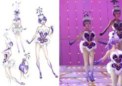 Violette girls