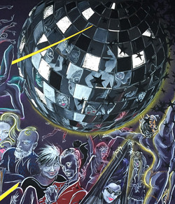 Disco Society - Detail
