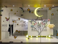 Widow decor for Joyce HK