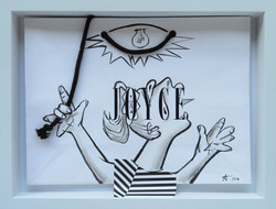 Joyce Picasso tribute bag