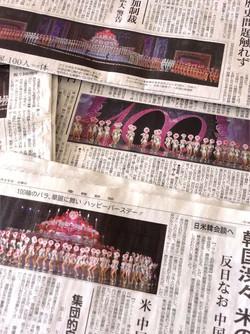 Various Newspaper in Japan