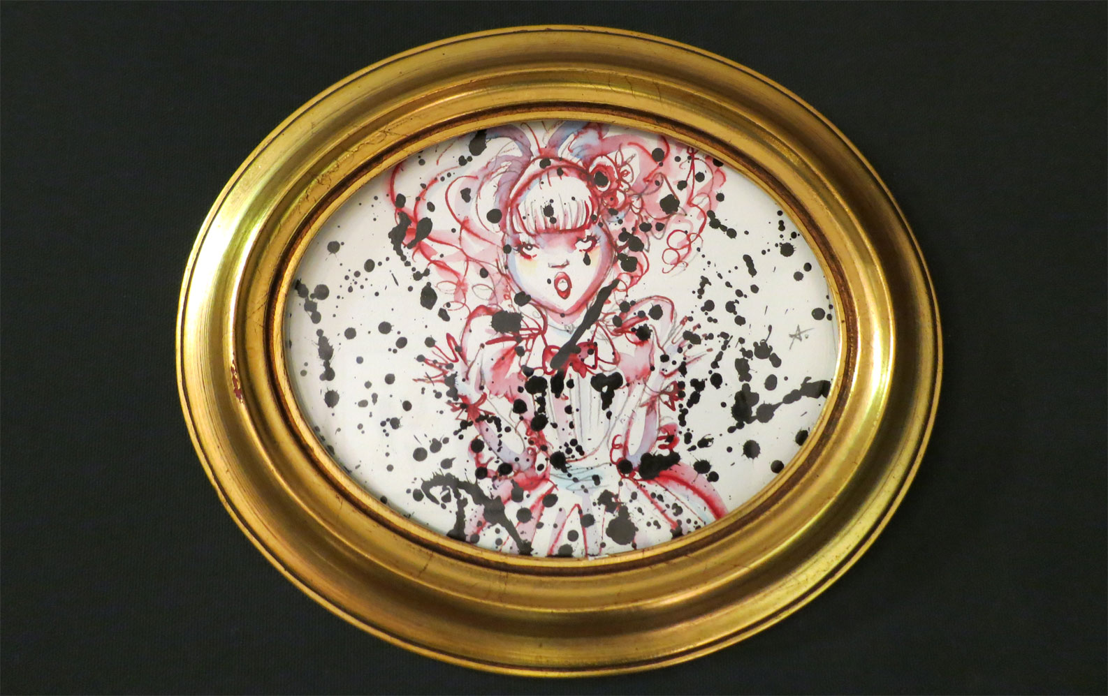 Marie Nipponnette + Pollock