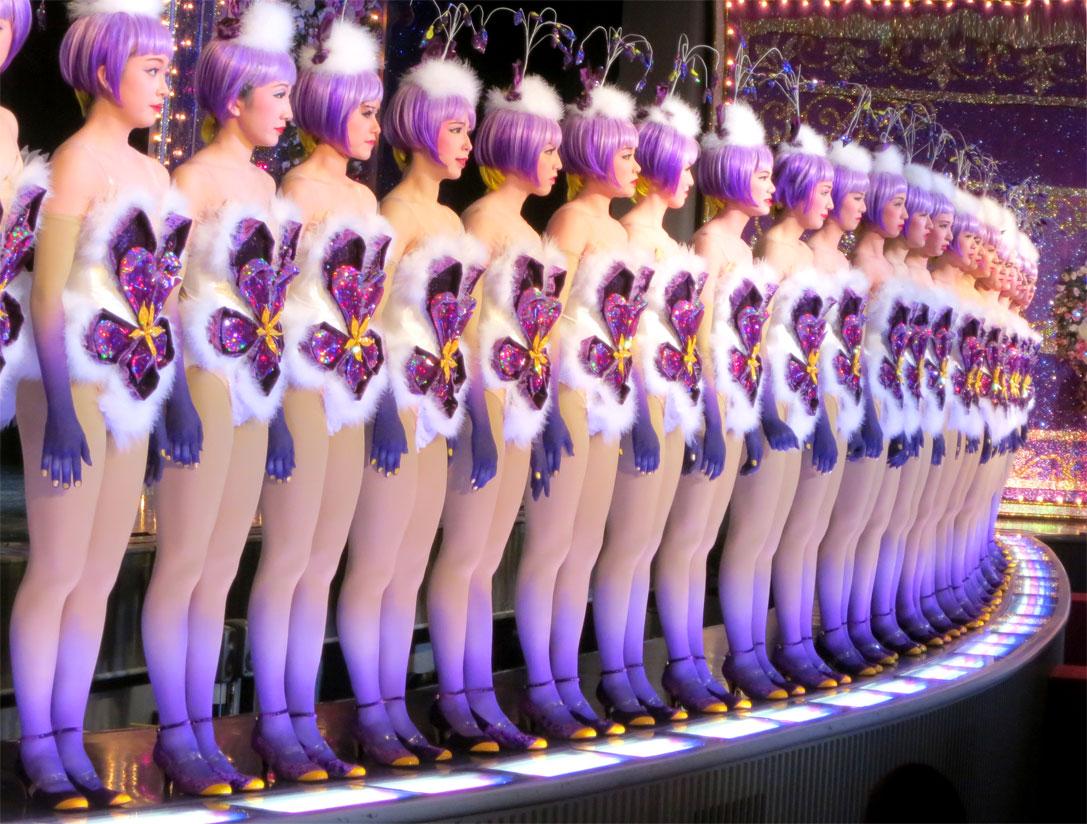 Violette girls on line