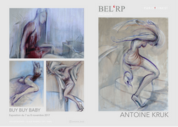 Exhibition organized by BEL'RP Paris