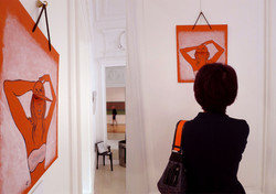 """""""Traces"""" Exhibition at 29Maubourg"""