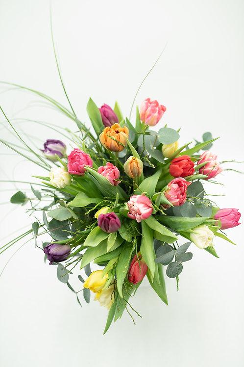 Kukkakimppu Hilma