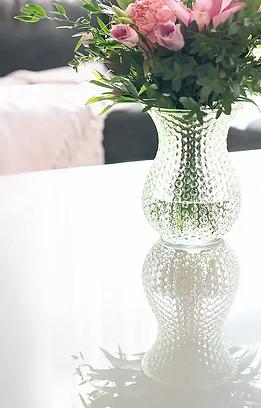 rosarium-läpinäkyvä-maljakko