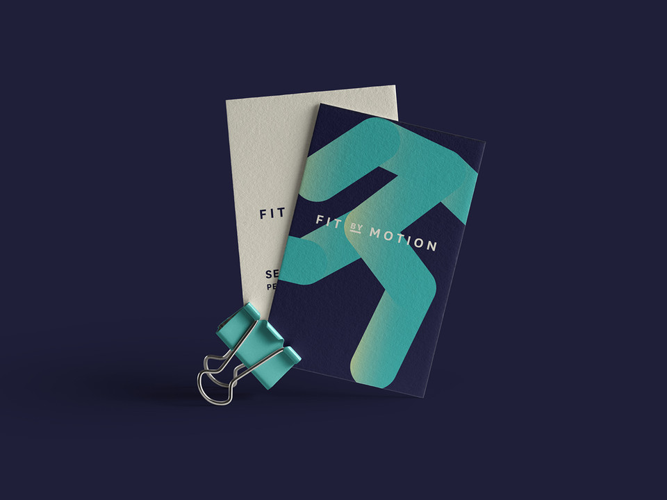 CORPORATE DESIGN | FIT BY MOTION
