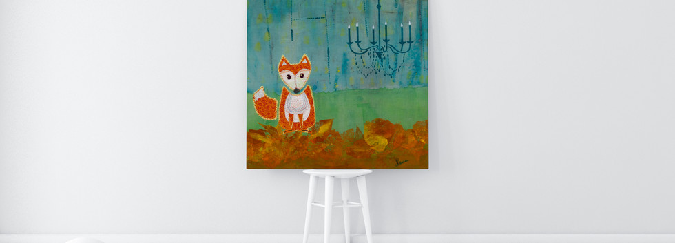 Fox in the City
