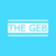 The Geb Band logo