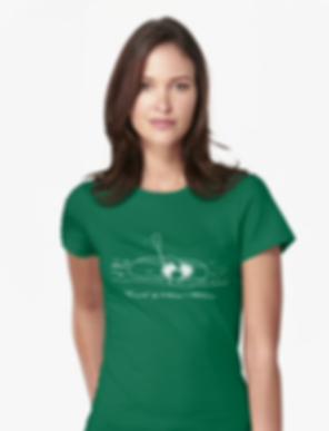 That's How I Whitewater Roll Women's Tee