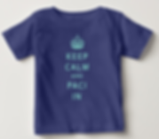 Keep Calm ad Paci In Toddler Tee