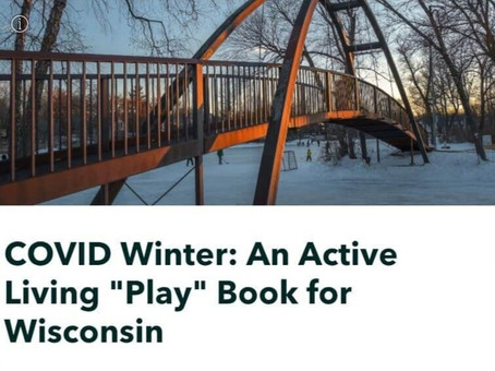 "COVID Winter: An Active Living ""Play"" Book for Wisconsin"