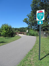 Bicycle Route Signs 95 2013-09-05.jpg