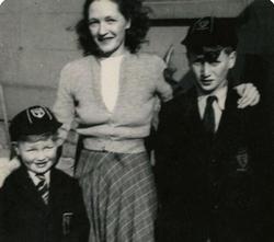 John's cousin, David Birch. His mother, Harriet, is sister to John's mum Julia & Auntie Mimi