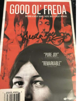 Freda's wonderful DVD