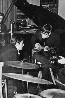 Tony and John