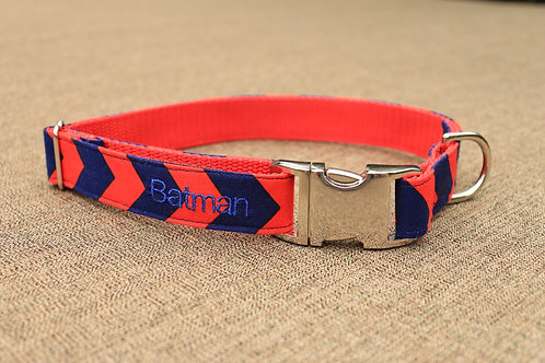 Dog Collar Embroidery