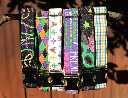 Mardi Gras Collars