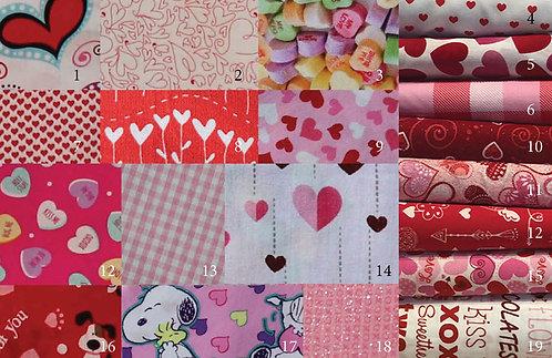 Valentine's Day Bandanas