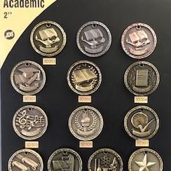 3D Medal - $3.50
