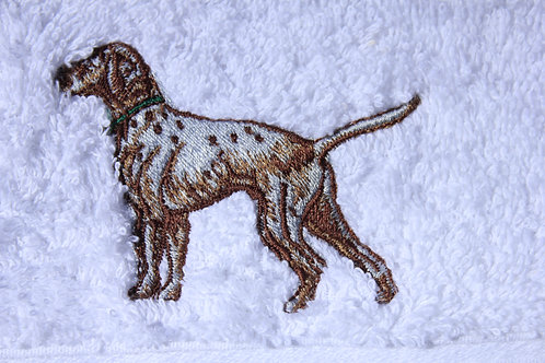 Additional Dog Breed Embroidery